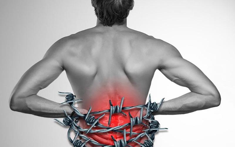 Triệu chứng đau buốt ảnh hưởng rất nhiều đến cuốc sống của bệnh nhân