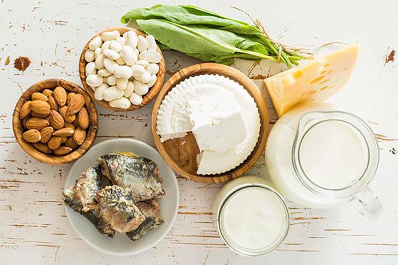 Chế độ ăn uống đóng vai trò quan trọng trong quá trình điều trị gai cột sống