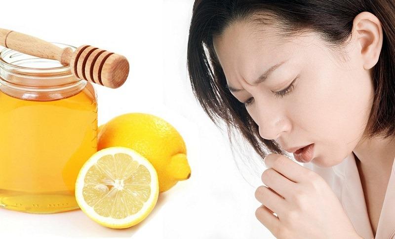 Chanh và mật chữa ngứa cổ hiệu quả