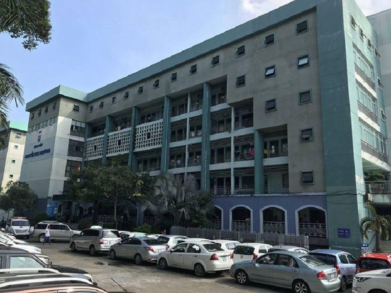 Bệnh viện Nguyễn Tri Phương là địa chỉ khám bệnh tin cậy của nhiều bệnh nhân