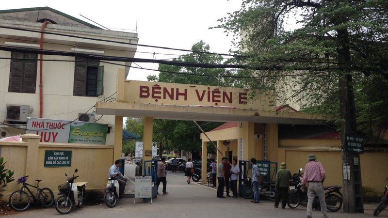 Bệnh viện E Hà Nội là nơi điều trị bệnh dạ dày uy tín khu vực phía Bắc