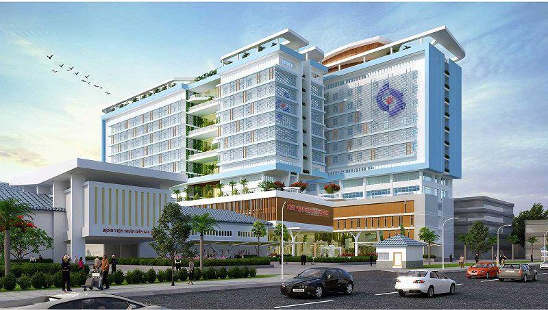 Bệnh viện Gia Định là bệnh viện đa khoa hạng I của Tp. Hồ Chí Minh