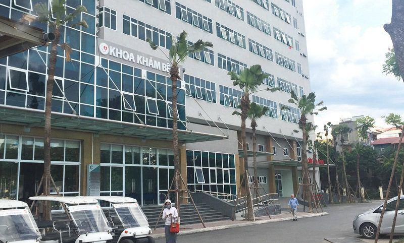 Bệnh viện Thanh Nhàn là bệnh viện đa khoa hạng 1 của TP. Hà Nội