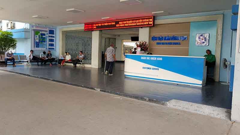 Bệnh viện Nhân dân Gia Định là địa chỉ thăm khám hàng đầu khu vực phía Nam