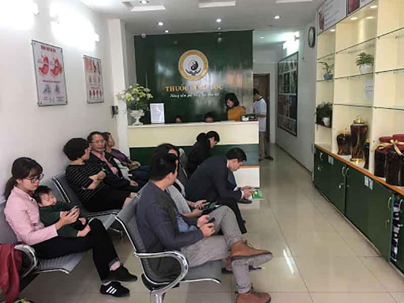 Trung tâm nghiên cứu và ứng dụng Thuốc dân tộc được nhiều người bệnh tin tưởng lựa chọn