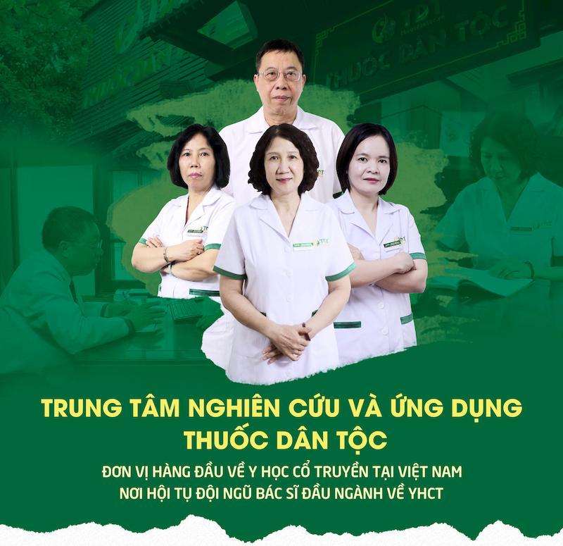 Trung tâm nghiên cứu và ứng dụng thuốc dân tộc địa chỉ thăm khám bệnh dạ dày uy tín