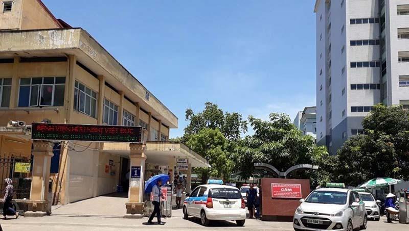 Mổ thoát vị địa điểm ở bệnh viện Việt Đức là lựa chọn chính xác