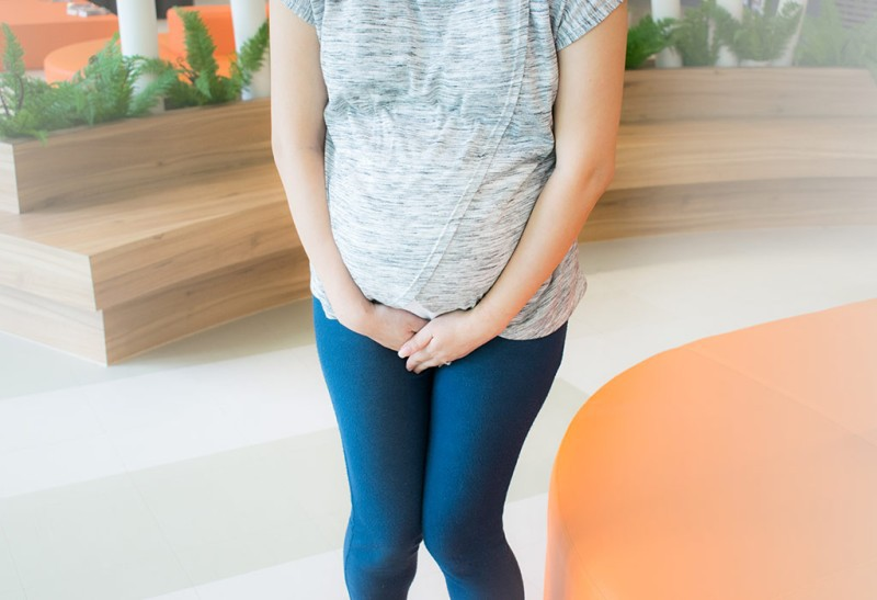 Nhiễm trùng đường tiểu là nguyên nhân gây ra tiểu buốt ở chị em khi có thai