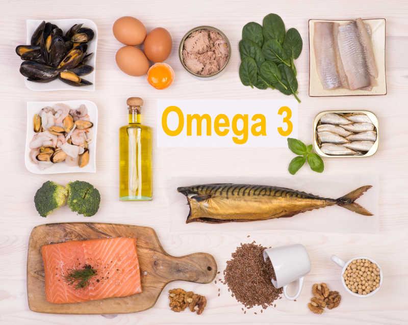 Người bị ho nên bổ sung các loại thực phẩm giàu omega 3