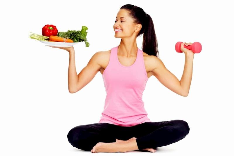 Chế độ ăn uống và tập luyện hợp lý giúp phác đồ điều trị sỏi túi mật đạt hiệu quả cao