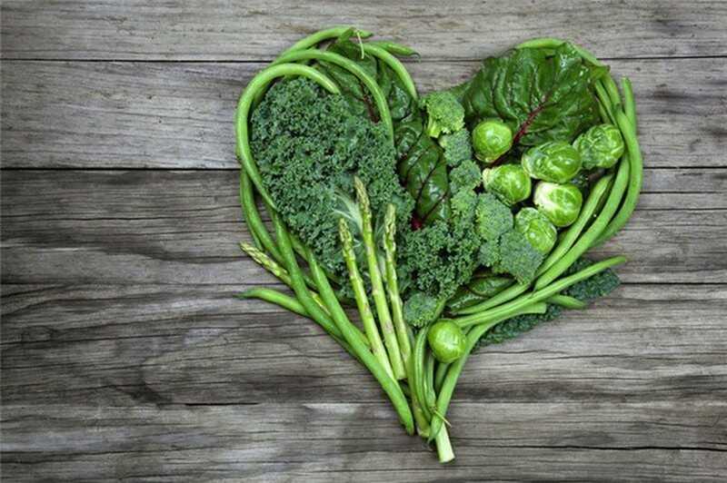 Người bệnh nên bổ sung rau củ trong thực đơn, vì chúng chứa nhiều dưỡng chất tốt cho cơ thể