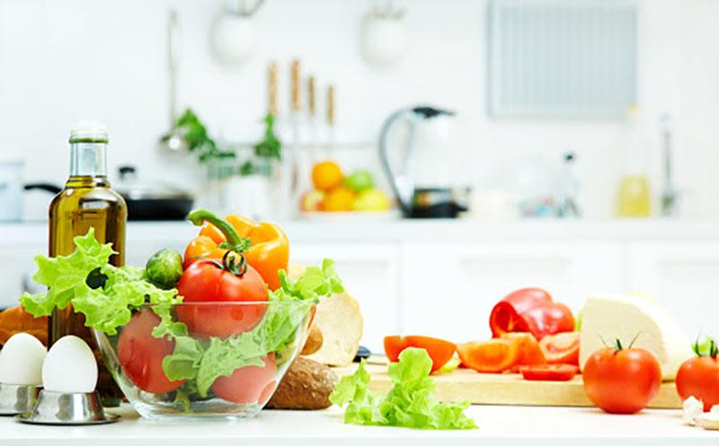 Chế độ ăn uống khoa học cũng là biện pháp điều trị bệnh hữu hiệu