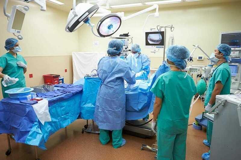 Quy trình tán sỏi túi mật qua da bằng laser (không cần phẫu thuật)