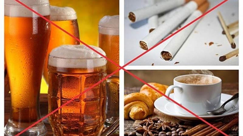 Các loại đồ uống chứa chất kích thích có thể gây hại cho sức khỏe chị em
