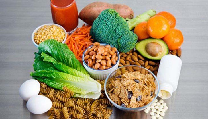 Thực phẩm hỗ trợ điều trị viêm lộ tuyến chị em nên bổ sung là các món ăn giàu folate