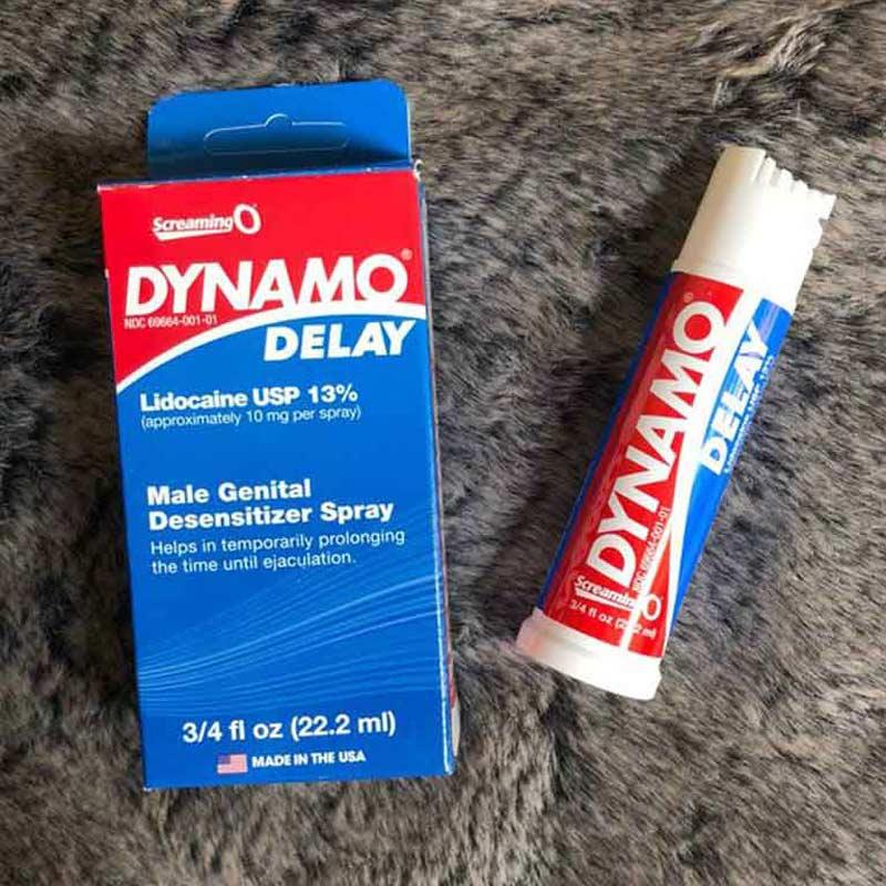 Dynamo Delay giúp chống ra sớm, thăng hoa hưng phấn và đem lại cảm giác mới lạ cho cặp đôi