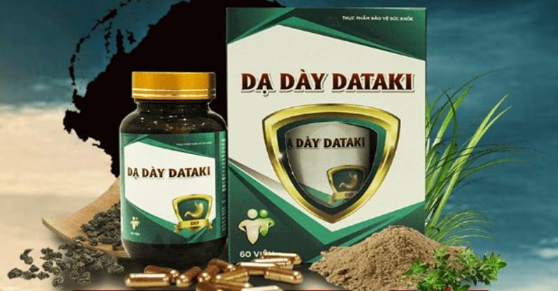 Dataki là sản phẩm nhiều phụ huynh tin dùng