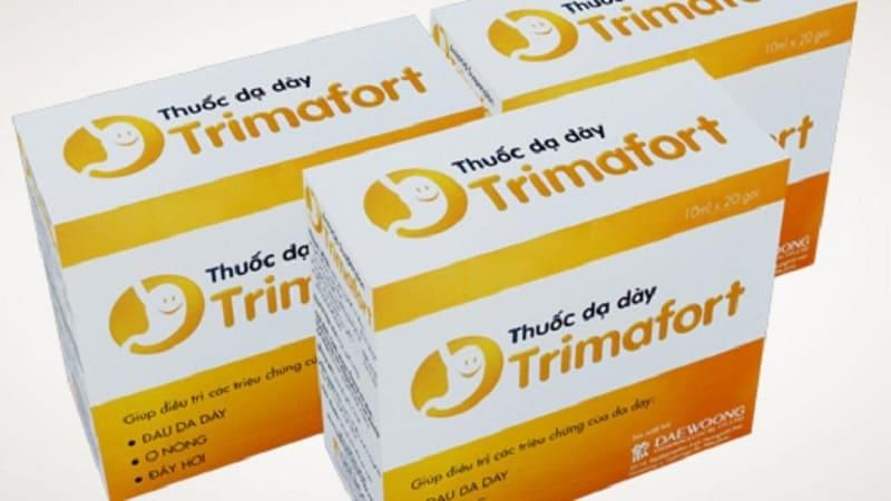 Trimafort được chuyên gia đánh giá cao