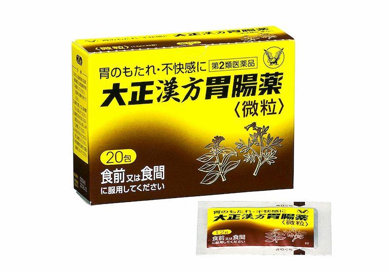 Taisho Kampo thuốc trị bệnh dạ dày hiệu quả