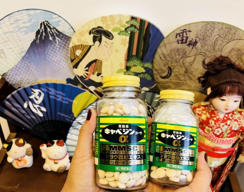 Thuốc dạ dfay của Nhật Kyabeijin MMSC Kowa