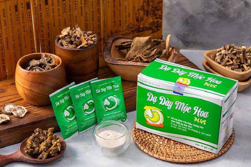Dạ Dày Mộc Hoa là sản phẩm của công ty TNHH Mộc Hoa Đường