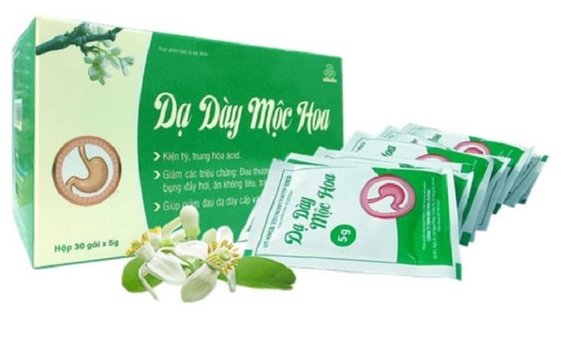 Thuốc Dạ Dày Mộc Hoa là thực phẩm chức năng không phải là thuốc điều trị bệnh