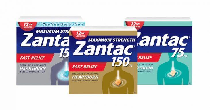Thuốc dạ dày Zantac