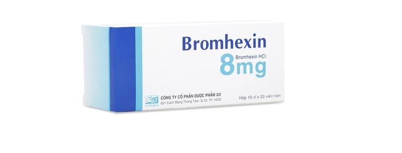 Bromhexin kích hoạt biểu mô có lông hoạt động giúp bé giảm ho có đờm nhanh chóng