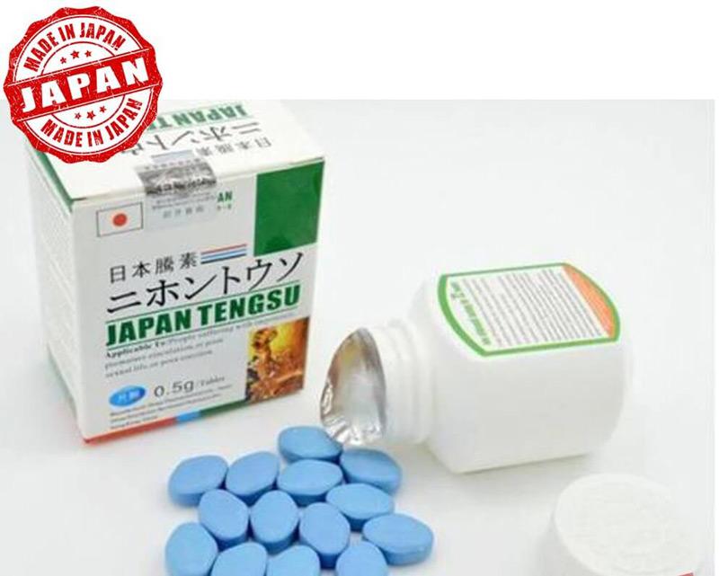 Thuốc trị xuất tinh sớm Japan Tengsu hiệu quả số 1 Nhật Bản