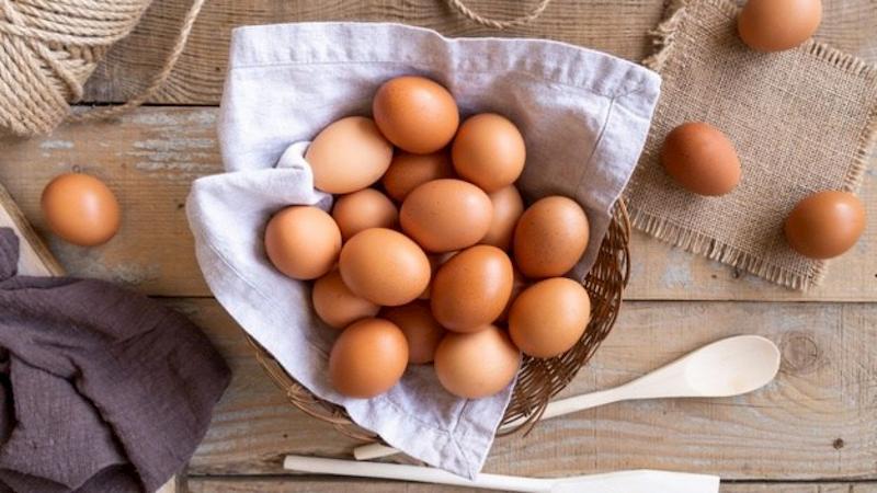 Trứng là thực phẩm có chứa hàm lượng chất dinh dưỡng tốt cho sức khỏe