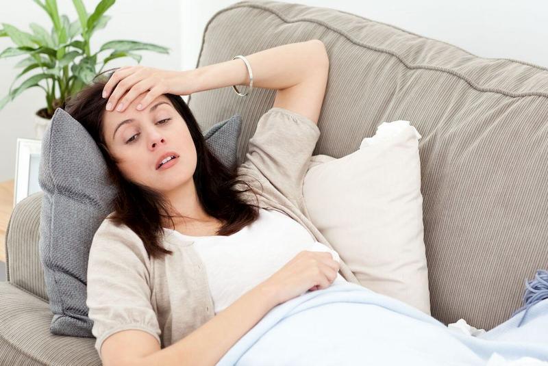 Tình trạng bệnh lâu ngày có thể dẫn đến các biến chứng về hô hấp rất nguy hiểm