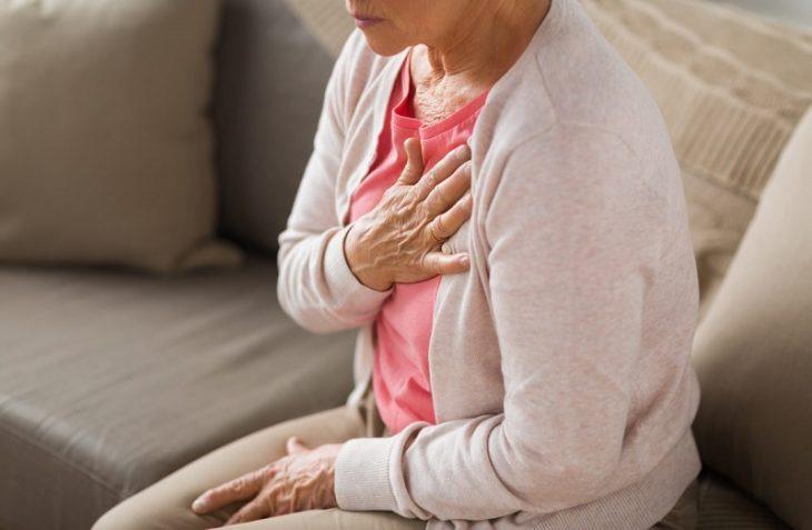 Trào ngược dạ dày khó thở