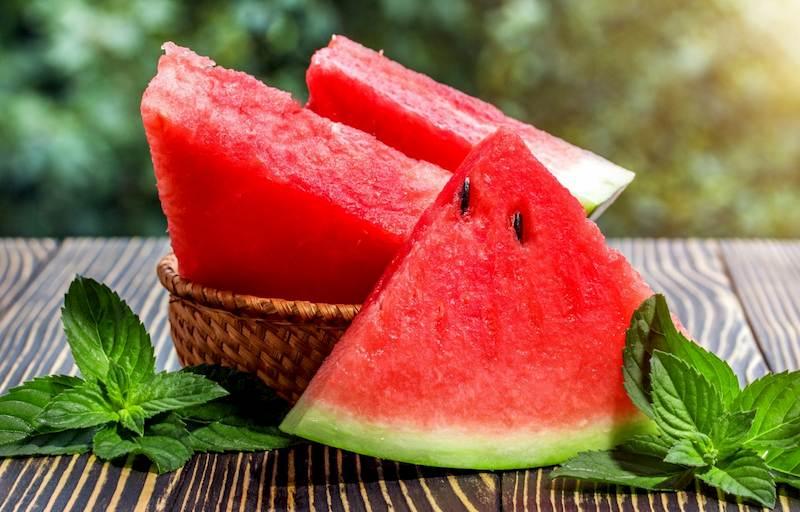 Trào ngược dạ dày nên ăn hoa quả gì? - Nên thường xuyên ăn dưa hấu
