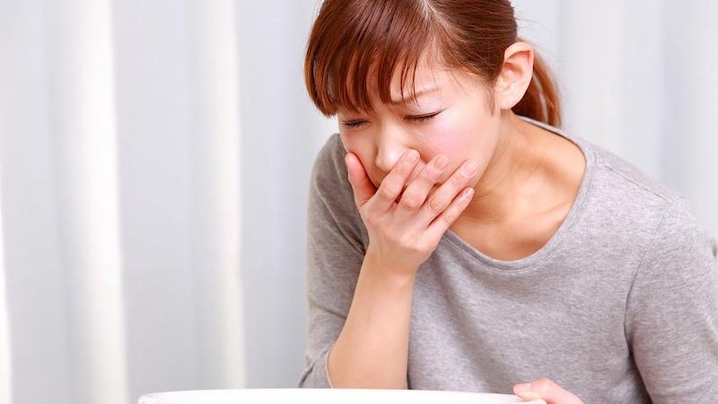 Trào ngược dạ dày ở bà bầu là hiện tượng thường xảy ra trong quá trình mang thai
