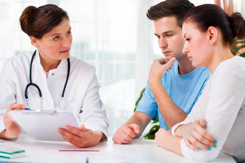 Muốn biết viêm lộ tuyến có đặt vòng được không, các cặp đôi nên đi kiểm tra sức khỏe
