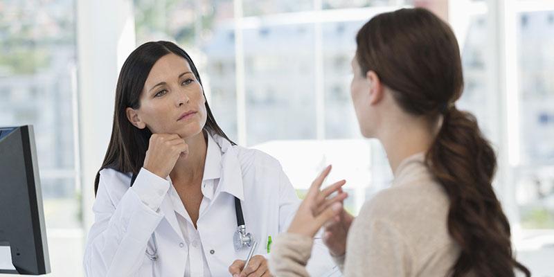 Người bệnh chỉ biết được viêm lộ tuyến có làm iui được không khi có sự hướng dẫn của y, bác sĩ