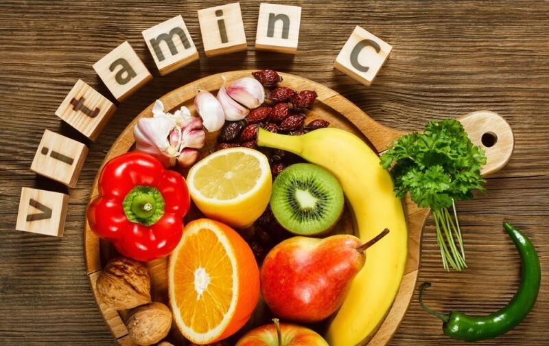 Người bệnh nên bổ sung vitamin C