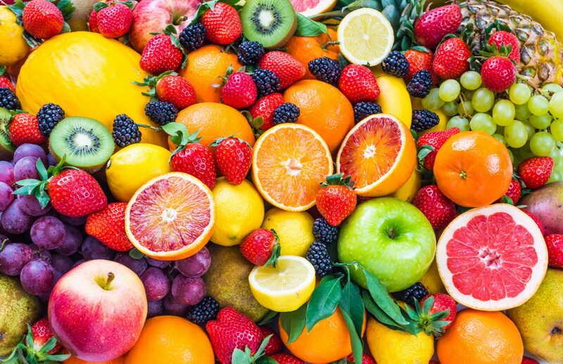 Nên ăn nhiều hoa quả khi bị dị ứng mỹ phẩm