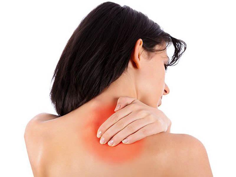 Bài tập này sẽ giúp tăng cường tuần hoàn máu vùng vai gáy
