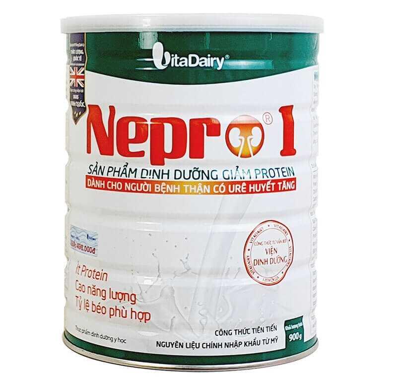 Sữa bột công thức Nepro 1 cho người sỏi thận