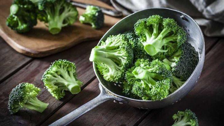 Bông cải xanh được xếp vào hàng ngũ các loại rau củ tốt nhất cho sức khỏe người sỏi thận