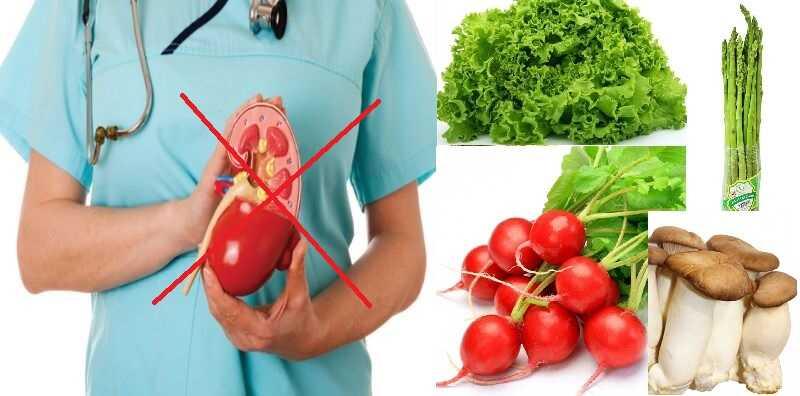 Một số thực phẩm giàu oxalat và làm tăng nồng độ axit uric mà người bị sỏi thận không nên ăn