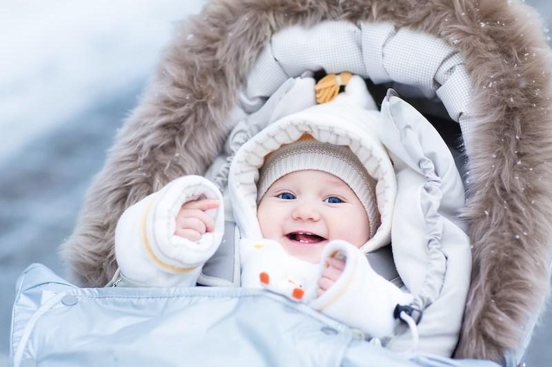 Cha mẹ nên giữ ấm cho trẻ