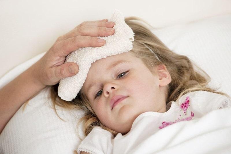 Cát căn có thể dùng để hạ sốt nhanh cho bé