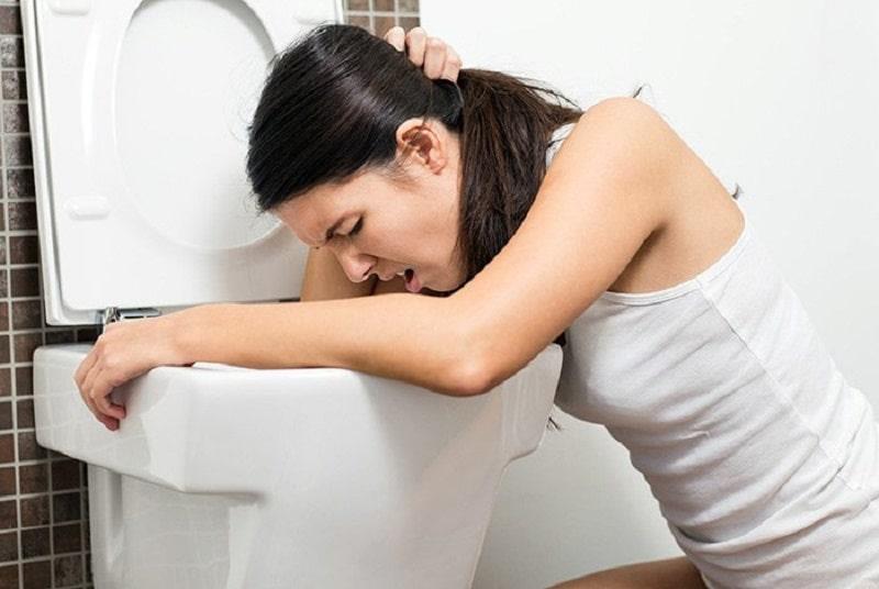 Thảo dược còn giúp trị ngộ độc thức ăn ở mức nhẹ