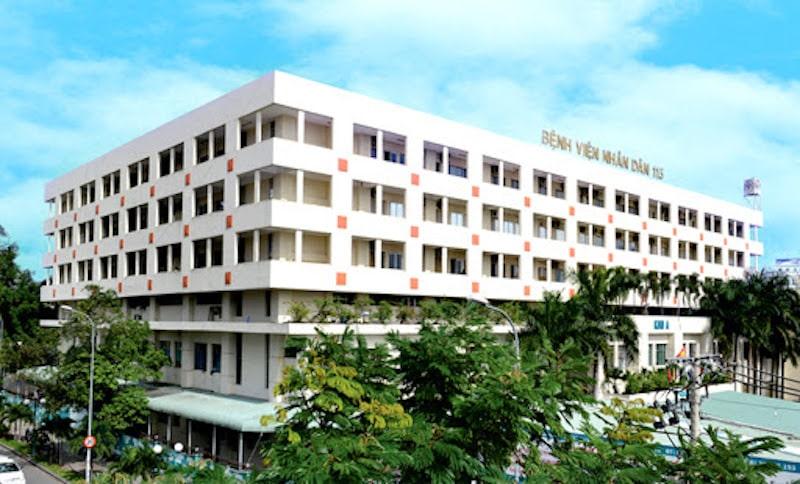 Bệnh viện Nhân Dân 115 tại Thành phố Hồ Chí Minh