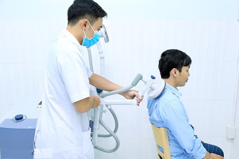 Các liệu pháp vật lý trị liệu sẽ cải thiện đáng kể triệu chứng đau nhức, khó chịu cho bệnh nhân