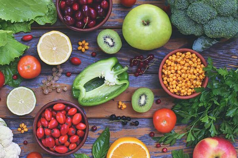 Vitamin C giúp tăng cường hệ miễn dịch và sức khoẻ xương khớp cho bệnh nhân