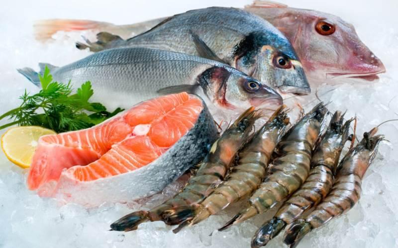 Bà bầu bị ho nên kiêng ăn các loại hải sản
