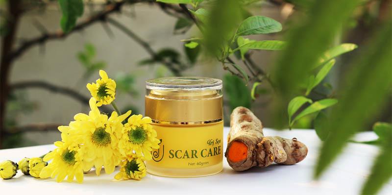 Scar Care là sản phẩm trị sẹo ứng dụng công nghệ nano tiên tiến